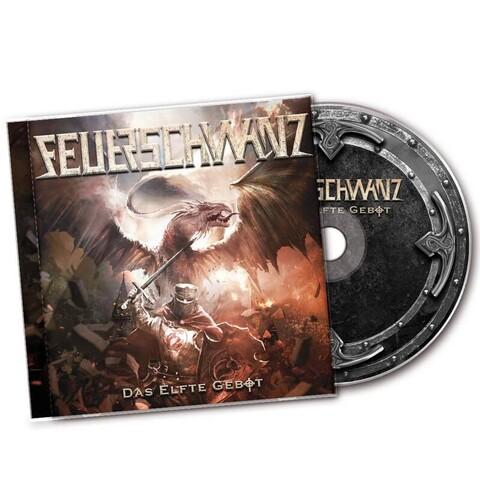 √Das Elfte Gebot von Feuerschwanz - CD jetzt im Feuerschwanz Shop