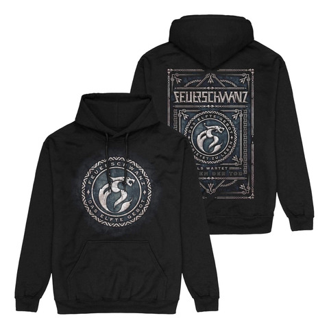 √Zu leben von Feuerschwanz - Hood sweater jetzt im Feuerschwanz Shop