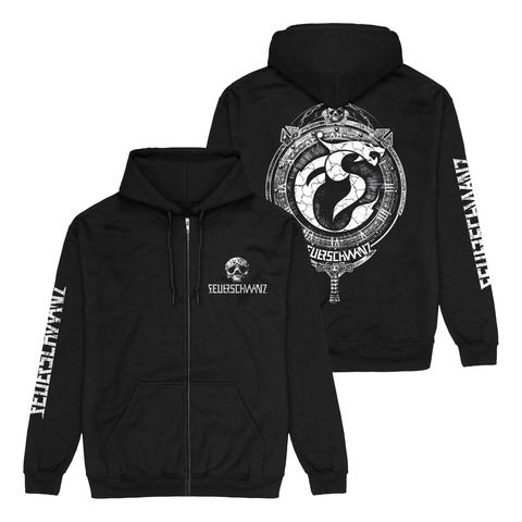 √Emblem von Feuerschwanz - Hooded jacket jetzt im Feuerschwanz Shop