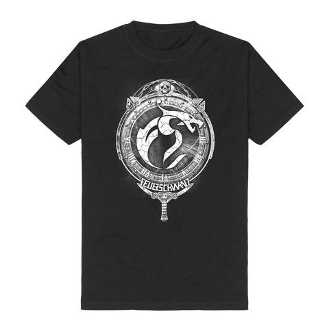 √Emblem von Feuerschwanz - T-Shirt jetzt im Feuerschwanz Shop
