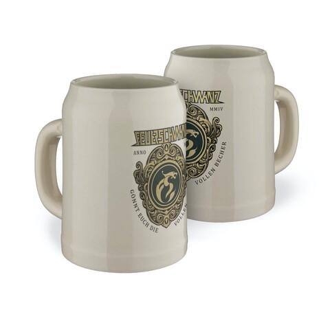 Gönnt euch by Feuerschwanz - Beer mug - shop now at Feuerschwanz store