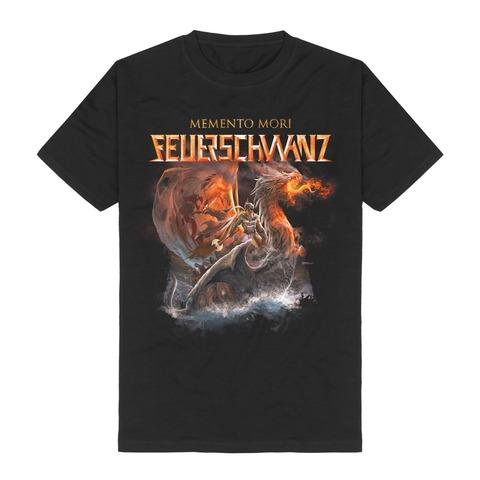 Memento Mori Cover by Feuerschwanz - t-shirt - shop now at Feuerschwanz store