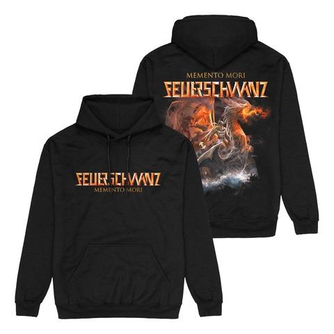 Memento Mori Cover by Feuerschwanz - Hood sweater - shop now at Feuerschwanz store