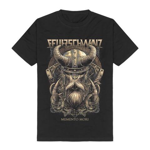Warrior by Feuerschwanz - t-shirt - shop now at Feuerschwanz store
