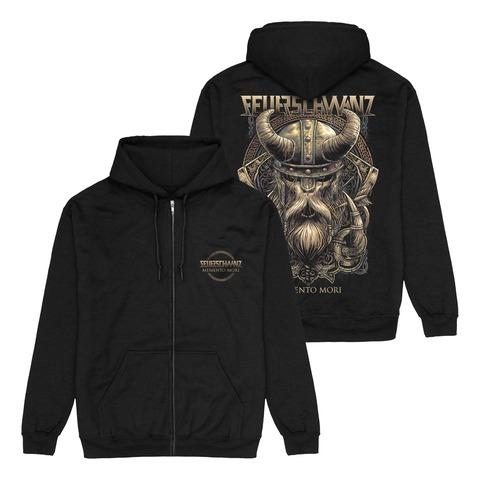 Warrior by Feuerschwanz - Hooded jacket - shop now at Feuerschwanz store